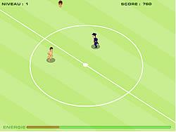 Nude Runner game