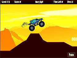 gra Turbo Truck