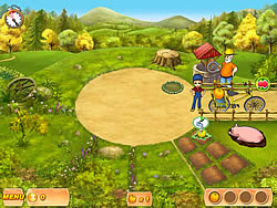 Juego Farm Mania