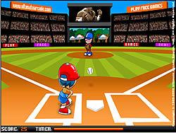 無料ゲームのUltimate Baseballをプレイ