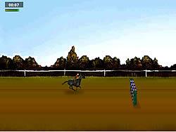 Horse Jump game