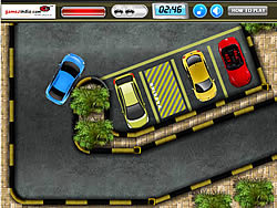 Parking Lot 3 game