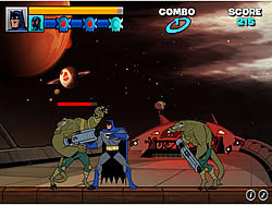 Batman Dynamic Double Team game