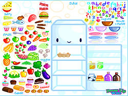 Gioca gratuitamente a Cute Fridge