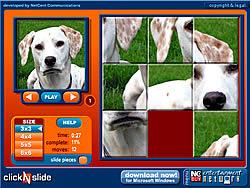 Click n Slide game