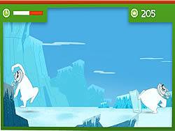 Game Ninja Ice Chop