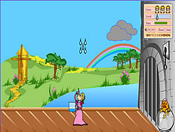 Princess and the Pea Shooter Game game