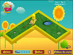 Canard Golfer game