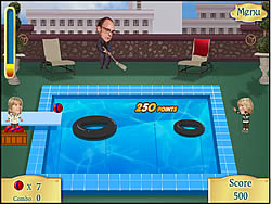 The Pool Invasion spel