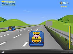 Juega al juego gratis Megabus - Mega Ride