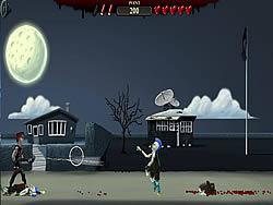 Permainan Ragdoll Zombie Slayer