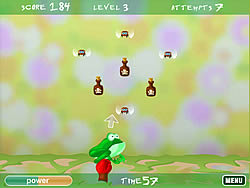 Fly Catcher game