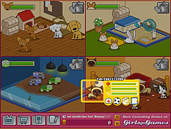 Game Animal Shelter