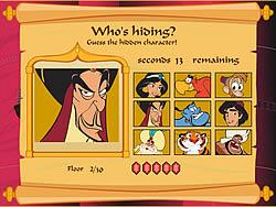 Alladin's Quest game