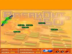 Breakout 360 παιχνίδι