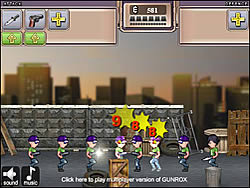 GUNROX - Gang Wars game