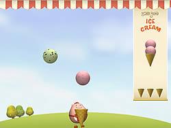玩免费游戏 Ice Cream Pig