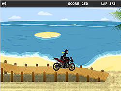 Beach Rider لعبة
