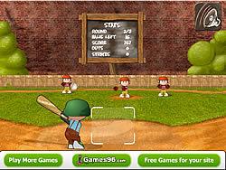 無料ゲームのBaseball Jamをプレイ
