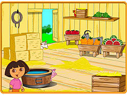 Dora Saves The Farm игра