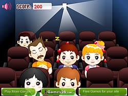 Играть бесплатно в игру Cinema Kiss