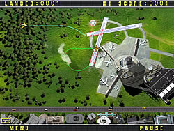 Juego Air Traffic Chief