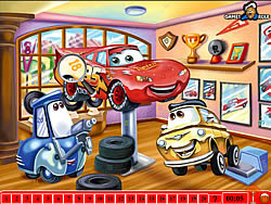 Hidden Numbers - Cars game
