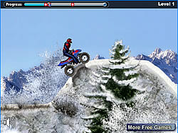 Game Snow ATV