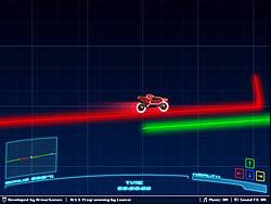 เล่นเกมฟรี Neon Rider