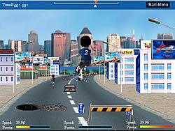 Crazy Running game
