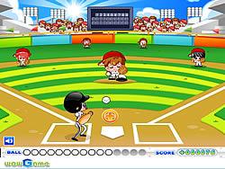Game Super Baseball