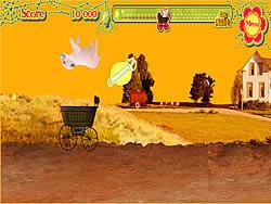 Spielen Sie das Gratis-Spiel  Runaway Pig