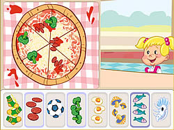 Pizzarella game