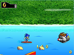 Game Sonic Surf