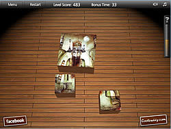 Picture Cubes game