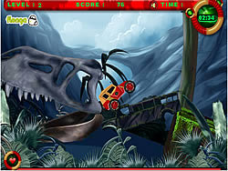 Jurassic Drive παιχνίδι