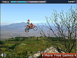 Spring Bike game