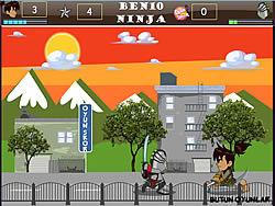 Game Benjo Ninja