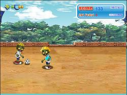 Jogar jogo grátis Zombie Soccer