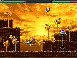 Ultimate Robotnik Duels game