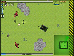 Metal Arena 3 game
