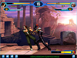 Permainan King Of Fighters v 1.3
