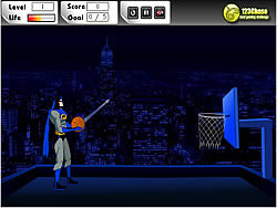 Batman - I Love Basketball παιχνίδι
