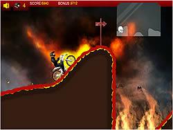 Juega al juego gratis Hell Riders