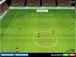 Game The Champions 3D