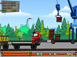 Coal Express spel