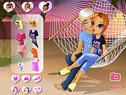 A Kiss In A Hammock game