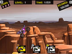 FMX Team II game