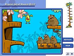 שחקו במשחק בחינם Beakins' Mango Quest