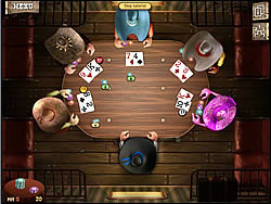 Juega al juego gratis Governor of Poker 2